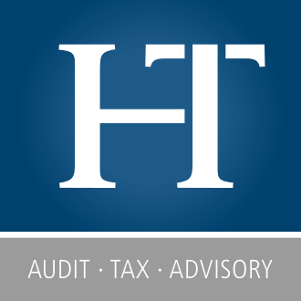 Logo: HT VIA Treuhand GmbH Steuerberatungsgesellschaft